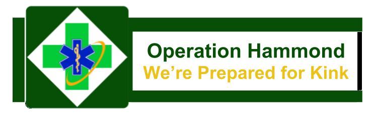 Operation Hammond